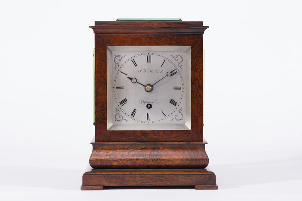 small-rosewood-four-glass-mantel-clock